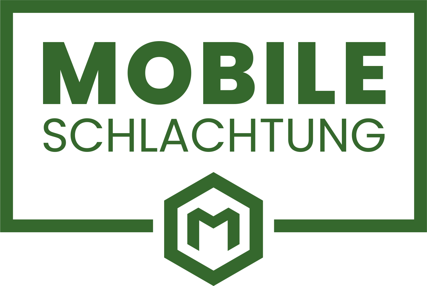 Mobile Schlachtung